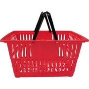 Plastic Shopping Basket, 20 Liter, 20 Baskets / Pack