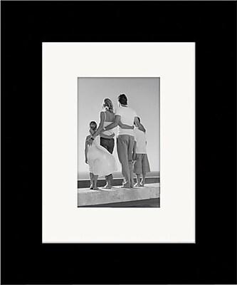 Malden Manhattan Picture Frame, Black, 5