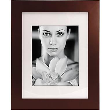 Malden Manhattan Wood Picture Frame, Dark Walnut, 8
