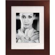 """Malden Manhattan Wood Picture Frame, Dark Walnut, 8"""" x 10"""""""