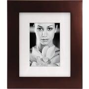 """Malden Manhattan Wood Picture Frame, Dark Walnut, 5"""" x 7"""""""