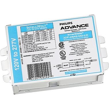 Advance Compact Fluorescent Ballast, 16/CT