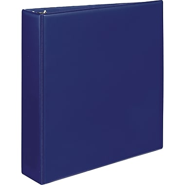 Staples® Simply Round Ring Binder, 2