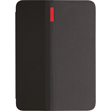 Logitech - Étui de protection Any-Angle avec support multi-angle pour iPad mini 2 and iPad mini 3, noir