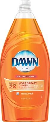 Dawn® Antibacterial Dish Soap, Orange, 34.2 oz