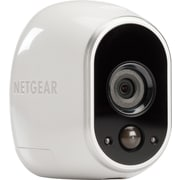 NETGEAR Arlo Security System - 1 Wire-Free HD Camera, Indoor/Outdoor, Night Vision (VMS3130)