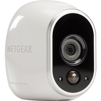 Netgear Arlo Indoor/Outdoor Wi-Fi Camera w/Night Vision