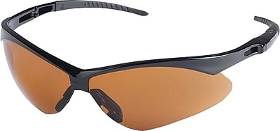 Jackson Nemesis™ ANSI Z87.1 Safety Glasses, Blue Shield