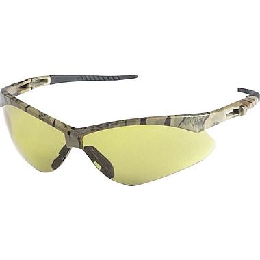 Jackson Nemesis™ ANSI Z87.1 Safety Glasses, Amber/Camo