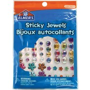 Elmer's® Sticky Jewels, Assorted Brights