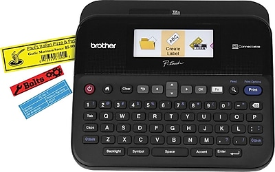 Brother P-Touch PT-D600 Refurbished Label Maker