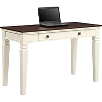 Raine Wood Rectangular Computer Desk
