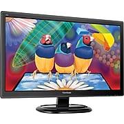 "ViewSonic VA2465Smh VA2465SMH-EU 24"" LED Monitor, Black"