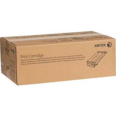 Xerox WorkCentre 6655 Yellow Toner (106R02746), High Yield