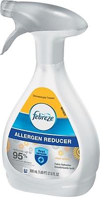 Fabric Refresher & Odor Eliminator, Allergen Reducer,
