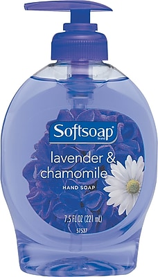 Moisturizing Hand Soap, Lavender & Chamomile, 7.5 Oz Pump Bottle