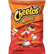 Cheetos® Crunchy Cheese Snack, 2 oz., 64 Bags/Ct (FRI44366)