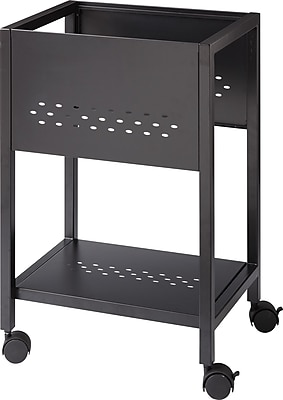 Mobile File Cart, Steel (18170/26960)