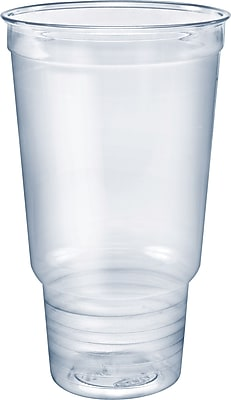 SOLO® Ultra Clear Pedestal Cold Drink Cup, 32oz