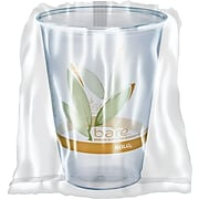Solo Bare Rpet Cold Cups, Leaf Design, 10 Oz, Individually Wrapped, 500/Carton
