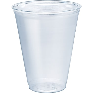 SOLO® Ultra Clear Cold Drink Cup, 9oz