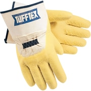 Memphis Glove 6820 Cotton Canvas Coated Gloves, Large