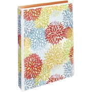 "Avery Mini Durable Style Binder with 1"" Round Rings, Bright Floral, 5-1/2"" x 8-1/2"" (18447)"