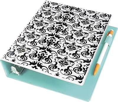 Avery Mini Durable Style Binder with 1