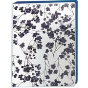 "Avery Mini Durable Style Binder with 1"" Round Rings , Painted Floral, 5-1/2"" x 8-1/2"" (18444)"