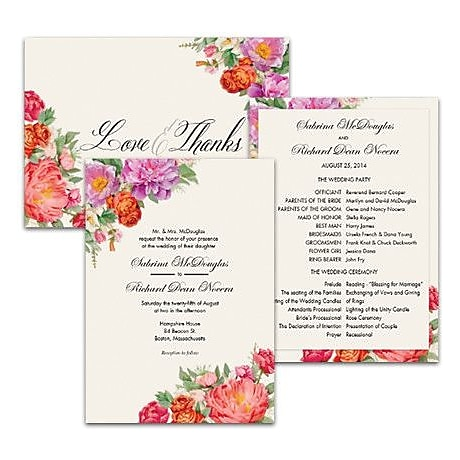 Wedding Invitation Templates | Wedding Invitation Designs