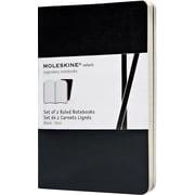 Moleskine – Cahier de notes Volant, 31/2x 51/2po, 2/pqt