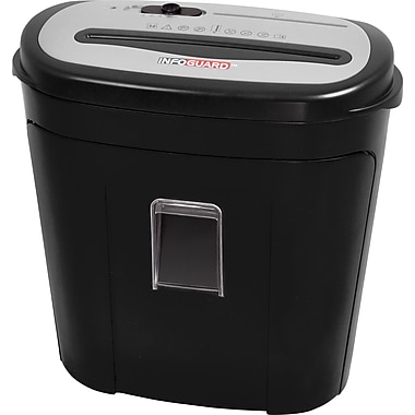 infoguard paper shredder
