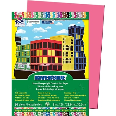 Pacon Riverside Construction Paper 12