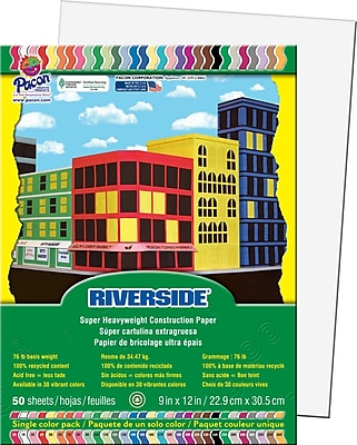 Riverside® Construction Paper, 9