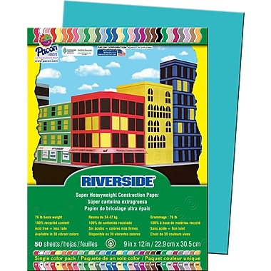 Pacon Riverside Construction Paper 12