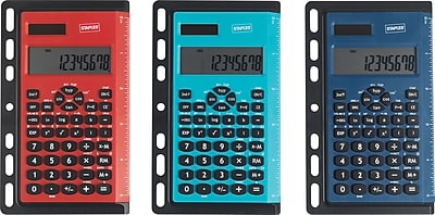 Staples Better Binder Scientific Calculator