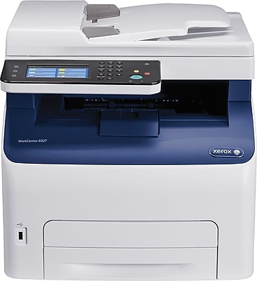 Xerox Workcentre 6027/NI All-in-One Color Laser Printer