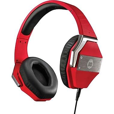 Brooklyn Headphone Company BK9 Studio Style Headphones - Red