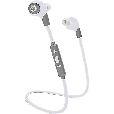 BKHC Bluetooth Earphones, White