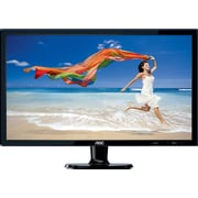 AOC i2421vwh 24-Inch Class IPS LED Monitor, Full HD, 250cd/m2 Brightness, 5ms, 20M:1 DCR, VGA,DVI,HDMI, Wall Mountable