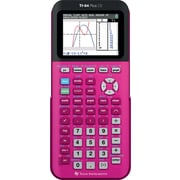 Texas Instruments TI-84 CE Color Screen Graphing Calculator, Pink