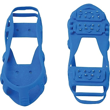 STABILicers Walk Icecleats, Blue, Small, Men's 4-7/Women's 5-8, Pair