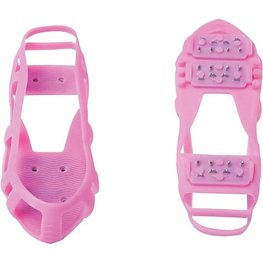 STABILicers Walk Icecleats, Pink, Extra-Small, Men's 1-3.5/Women's 1-4.5, Pair