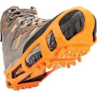 STABILicers Walk Icecleats, Orange, Medium, Men's 7.5-10/Women's 8.5-12, Pair