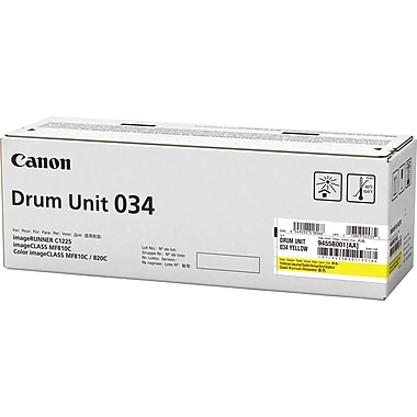Canon 034 Drum Unit Yellow (9455B001AA)