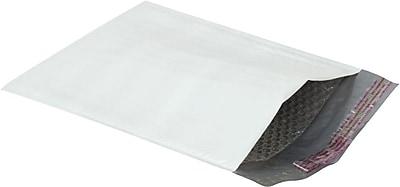 Bubble Cushioned Poly Mailers, 10 1/2
