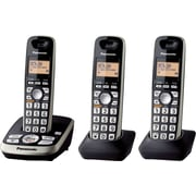 Panasonic KX-TG4223B 3 Handset with Answering System