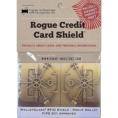 Rogue WalletGuard® RFID-Blocking Credit Card Sleeve, Vault