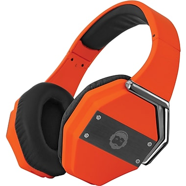 Brooklyn Headphone Company BK9 Studio Style Headphones - Orange