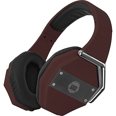 Brooklyn Headphone Company BK9 Studio Style Headphones - Brown